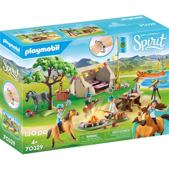 Playmobil® Spirit 70329 - Sommercamp