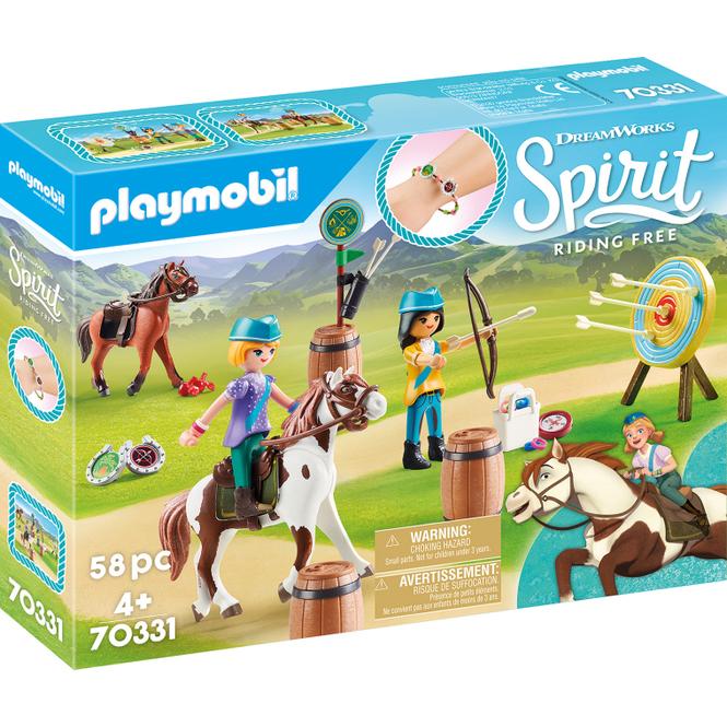 Playmobil® Spirit 70331 - Abenteuer im Freien