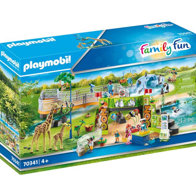 Playmobil® 70341 - Mein großer Erlebnis Zoo - Playmobil® Family Fun