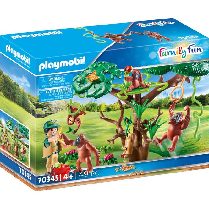 Playmobil® 70345 - Orang Utans im Baum - Playmobil® Family Fun