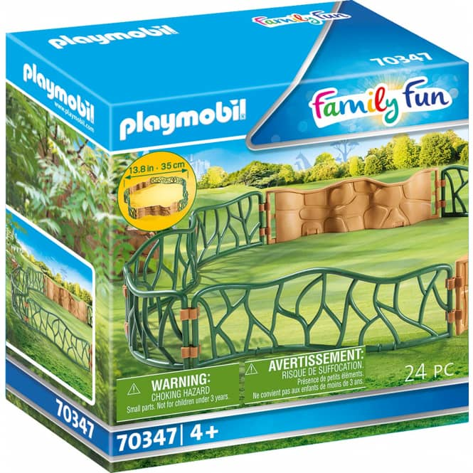 Playmobil® 70347 - Erlebnis Zoogehege - Playmobil® Family Fun