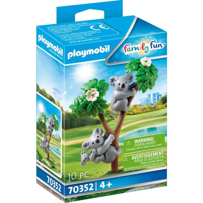 Playmobil® 70352 - 2 Koalas mit Baby - Playmobil® Family Fun