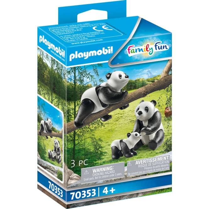 Playmobil® 70353 - 2 Pandas mit Baby - Playmobil® Family Fun