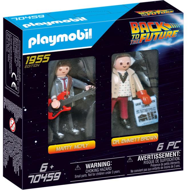 Playmobil®Zurück in die Zukunft 70459 - Marty McFly und Dr. Emmett Brown