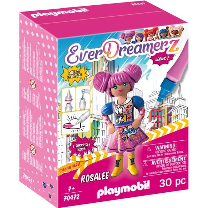 Playmobil® 70472 - Rosalee - Comic World - Playmobil® EverDreamerz