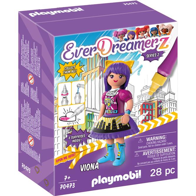 Playmobil® 70473 - Viona - Comic World - Playmobil® EverDreamerz