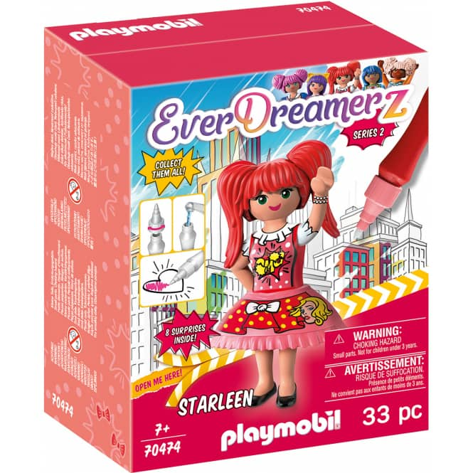 Playmobil® 70474 - Starleen - Comic World - Playmobil® EverDreamerz