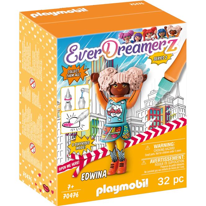 Playmobil® 70476 - Edwina - Comic World - Playmobil® EverDreamerz