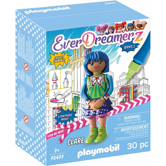 Playmobil® 70477 - Clare - Comic World - Playmobil® EverDreamerz