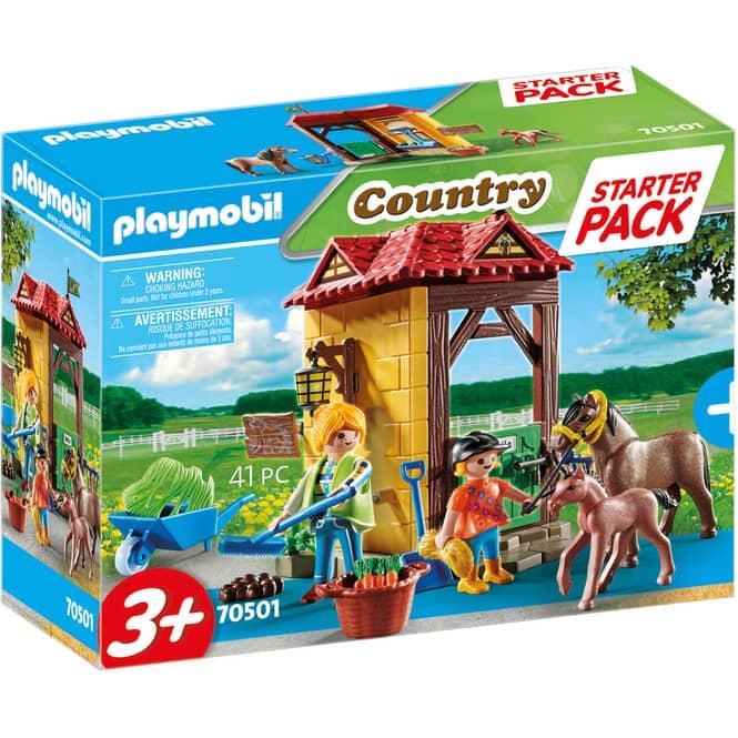 Playmobil® 70501 - Starter Pack Reiterhof - Playmobil® Country