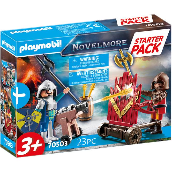 Playmobil® 70503 - Starter Pack Novelmore Ergänzungsset - Playmobil® Novelmore
