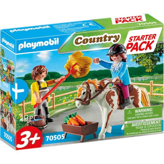 Playmobil® 70505 - Starter Pack Reiterhof Ergänzungsset - Playmobil® Country