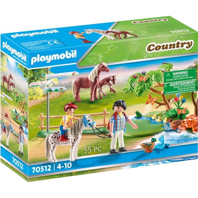 Playmobil® 70512 - Fröhlicher Ponyausflug - Playmobil® Country