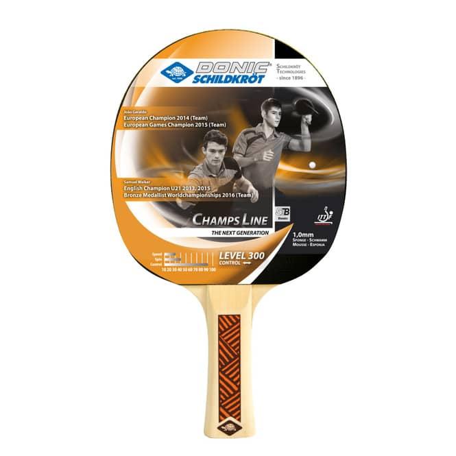 Champs Line Level 300 Tischtennisschläger - Donic-Schildkröt