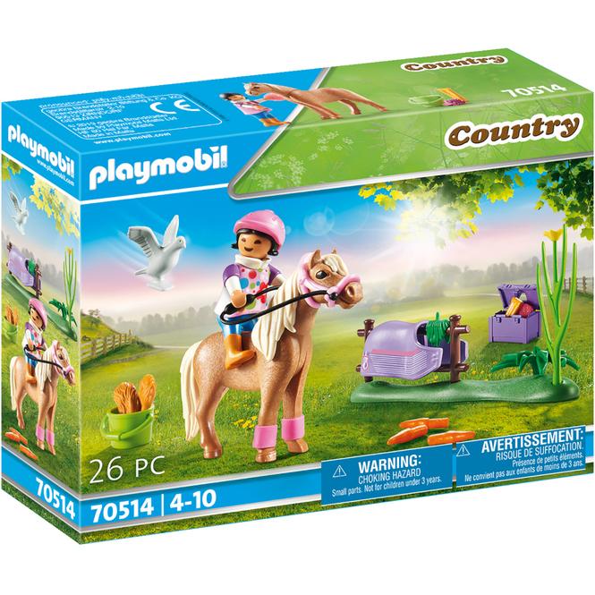 Playmobil® 70514 - Sammelpony Isländer - Playmobil® Country