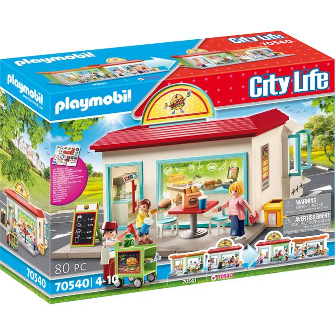 Playmobil® 70540 - Mein Burgerladen - Playmobil® City Life