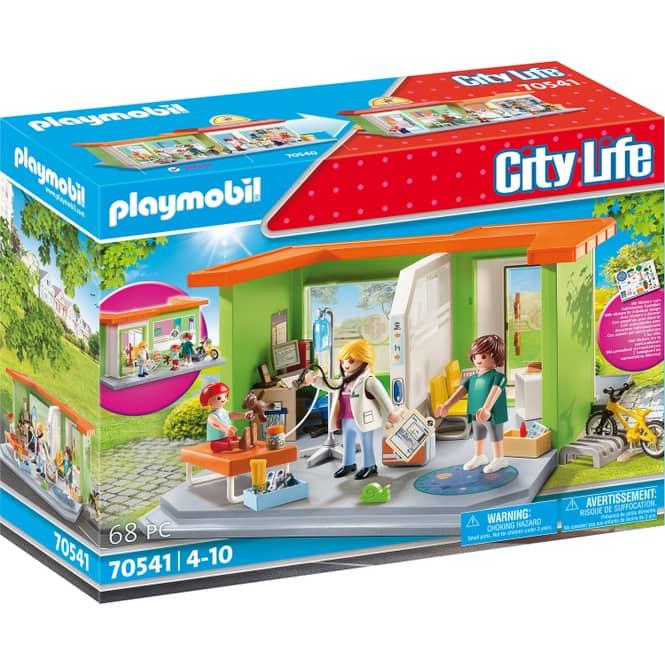 Playmobil® 70541 - Meine Kinderarztpraxis - Playmobil® City Life