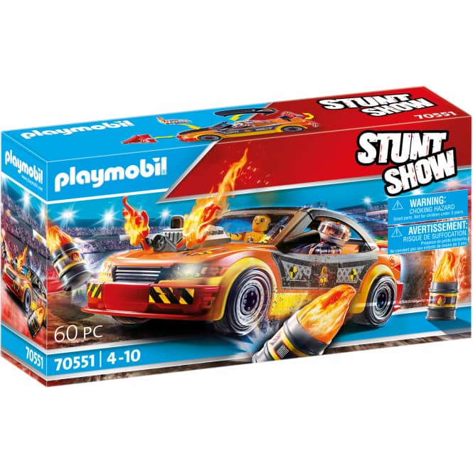 Playmobil® 70551 - Stuntshow Crashcar - Playmobil® Stunt Show