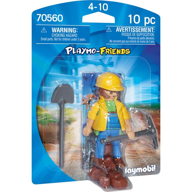 Playmobil® 70560 - Bauarbeiter - Playmobil® Friends