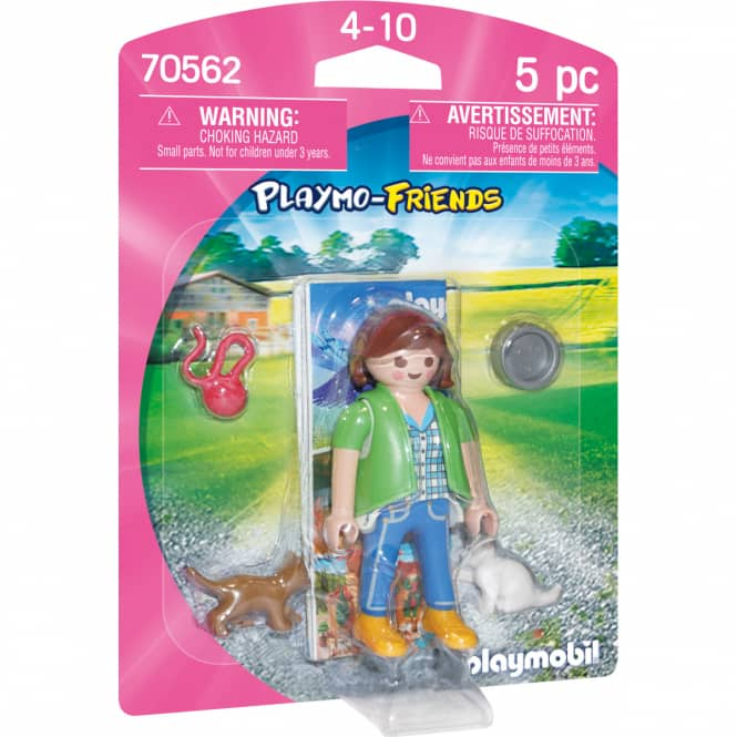 Playmobil® 70562 - Frau mit Katzenbabys - Playmobil® Friends