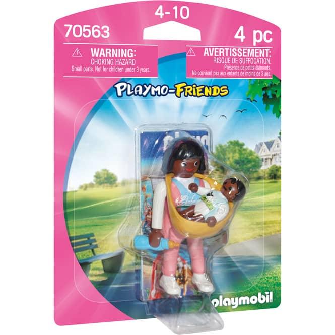 Playmobil® 70563 - Mama mit Babytrage - Playmobil® Friends
