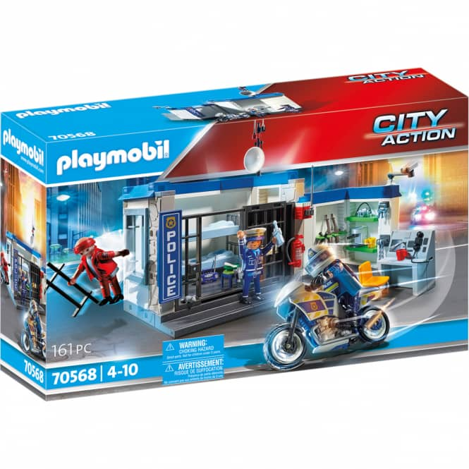 Playmobil® 70568 - Polizei: Flucht aus dem Gefängnis - Playmobil® City Action
