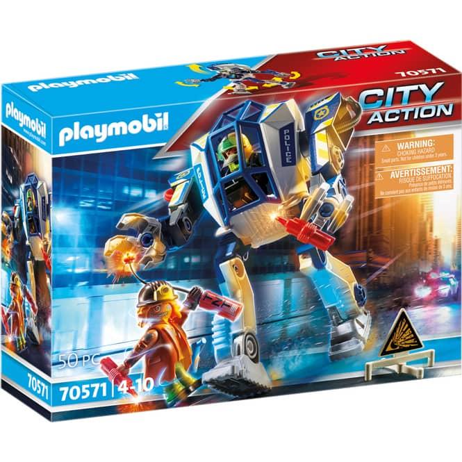 Playmobil® 70571 - Polizei-Roboter: Spezialeinsatz - Playmobil® City Action