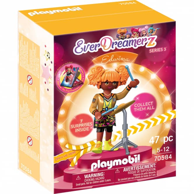 Playmobil® 70584 - Edwina - Music World - Playmobil® EverDreamerz