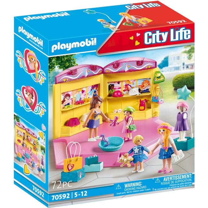 Playmobil® 70592 - Kids Fashion Store - Playmobil® City Life