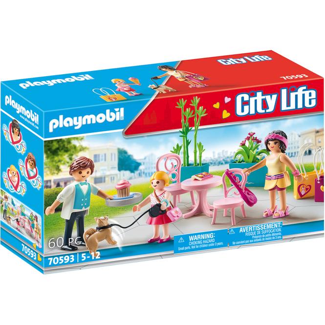 Playmobil® 70593 - Kaffeepause - Playmobil® City Life