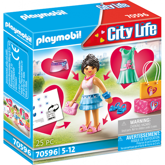 Playmobil® 70596 - Fashion Girl - Playmobil® City Life