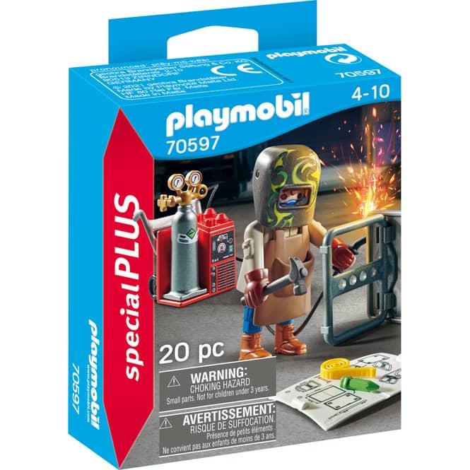 Playmobil® 70597 - Schweißer mit Ausrüstung - Playmobil® Special Plus