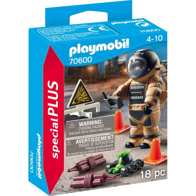 Playmobil® 70600 - Polizei-Spezialeinsatz - Playmobil® Special Plus