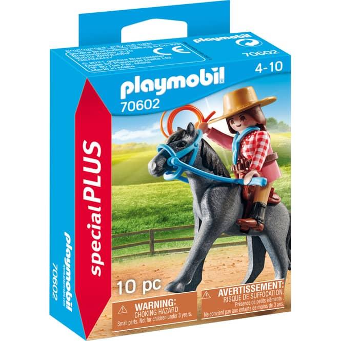 Playmobil® 70602 - Westernreiterin - Playmobil® Special Plus