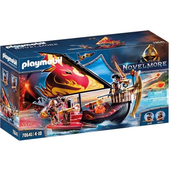 Playmobil® 70641 - Burnham Raiders Feuerschiff - Playmobil® Novelmore