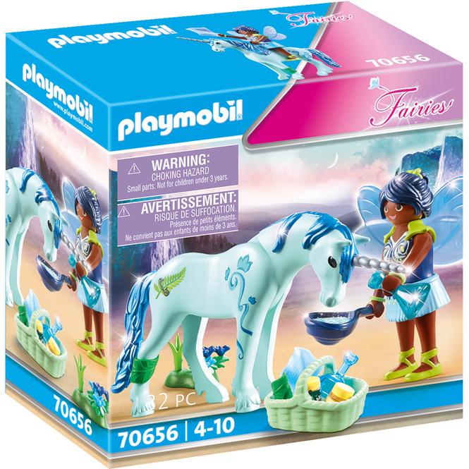 Playmobil® 70656 - Einhorn mit Heiler-Fee - Playmobil® Fairies