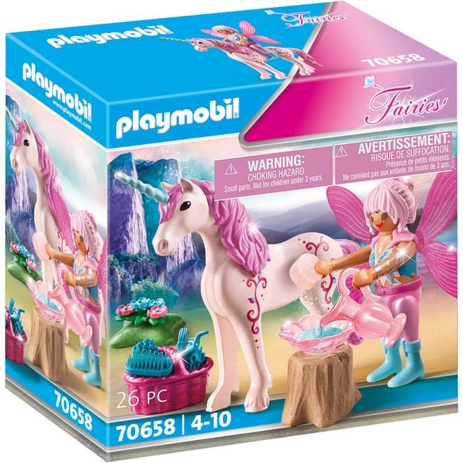 Playmobil® 70658 - Einhorn mit Pflege-Fee - Playmobil® Fairies