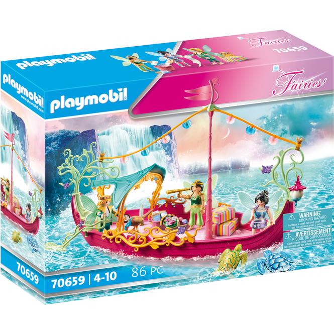 Playmobil® 70659 - Romantisches Feenboot - Playmobil® Fairies