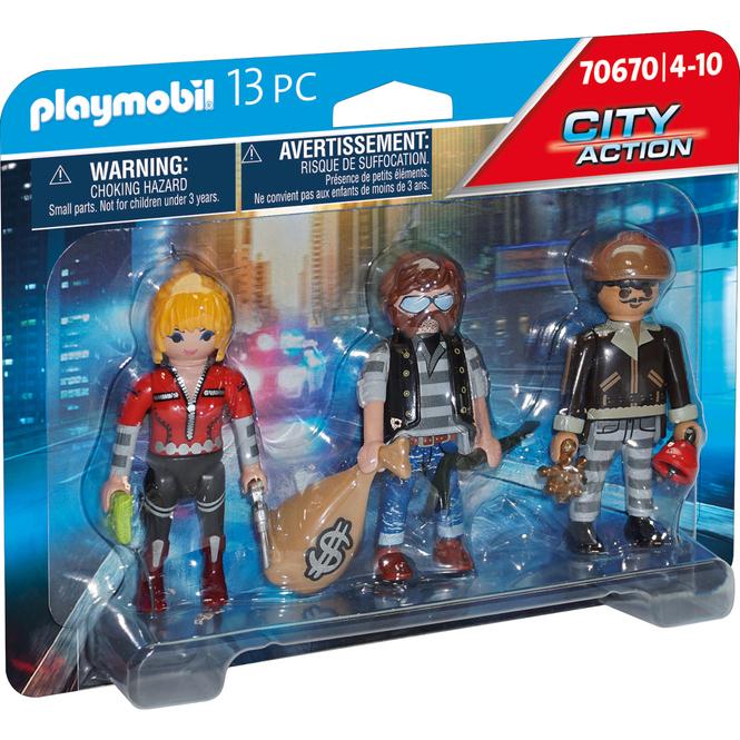 Playmobil® 70670 - Figurenset Ganoven - Playmobil® City Action