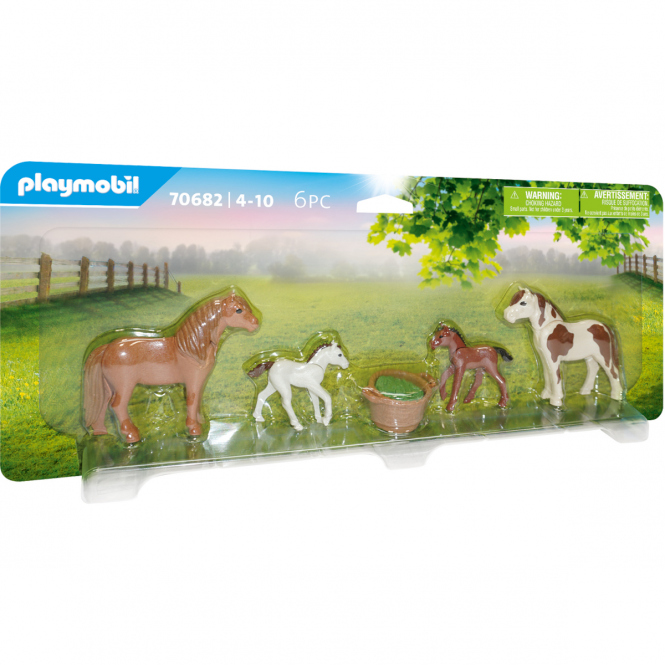 Playmobil® 70682 - Ponys mit Fohlen - Playmobil® Country