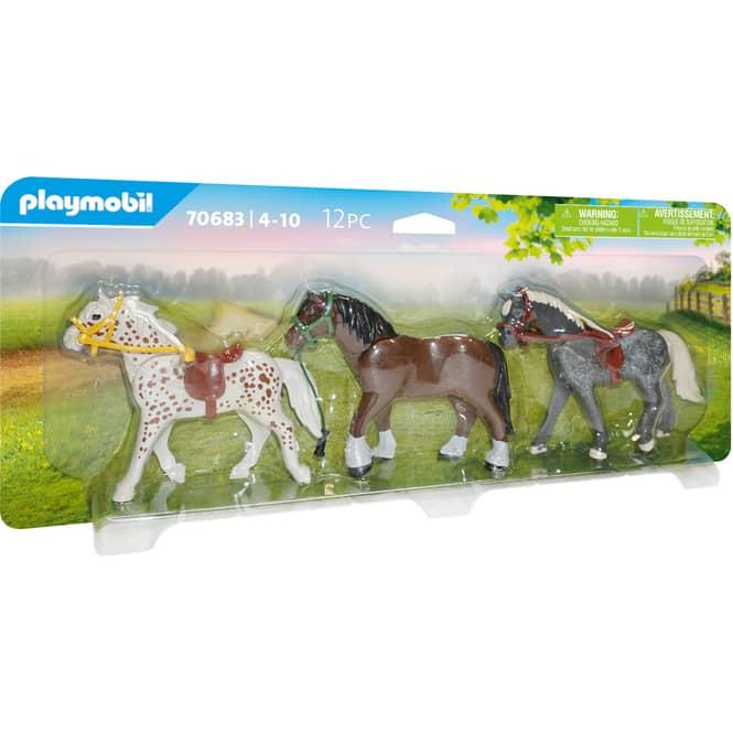 Playmobil® 70683 - 3 Pferde - Playmobil® Country