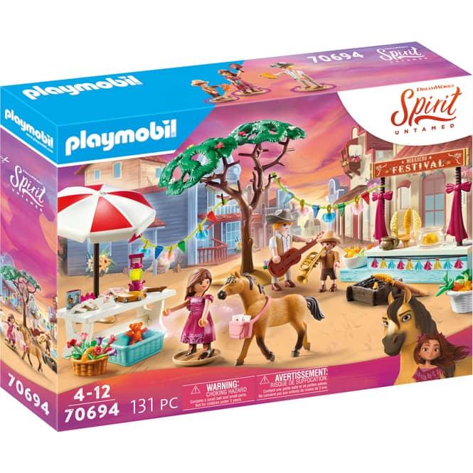 Playmobil® 70694 - Miradero Festival - Playmobil® Spirit