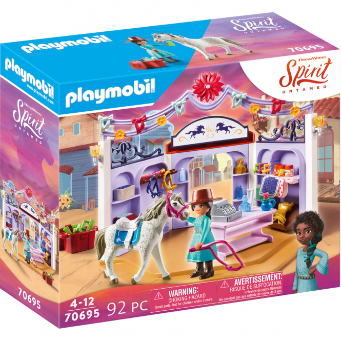 Playmobil® 70695 - Miradero Reitladen - Playmobil® Spirit