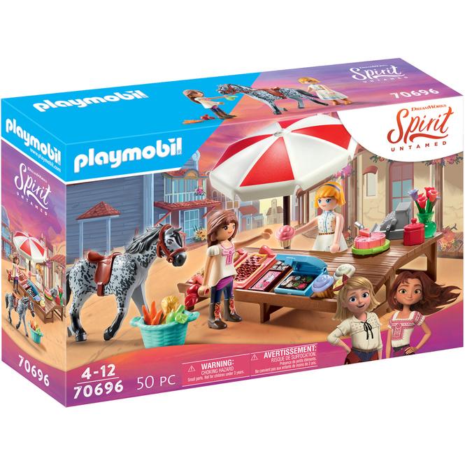 Playmobil® 70696 - Miradero Süßigkeitenstand - Playmobil® Spirit