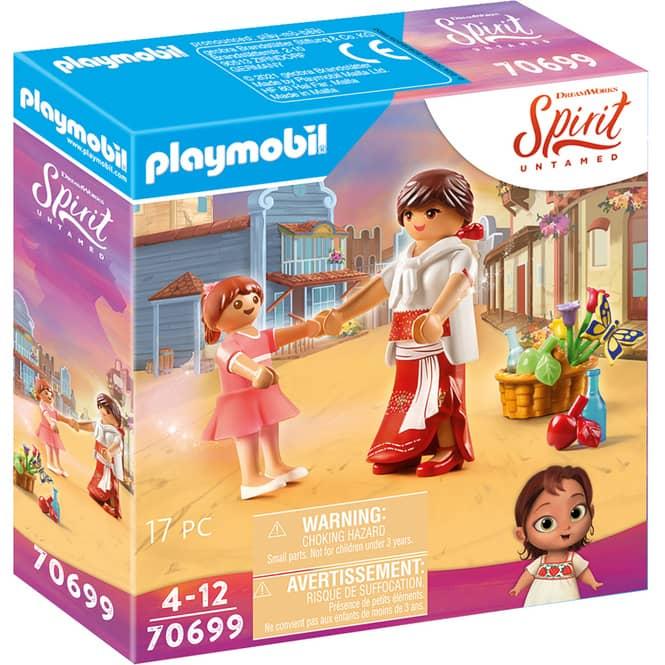 Playmobil® 70699 - Klein Lucky & Mama Milagro - Playmobil® Spirit