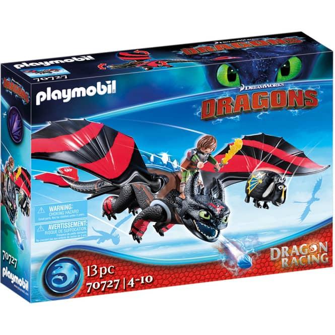 Playmobil® 70727 - Dragon Racing: Hicks und Ohnezahn - Playmobil® Dragons