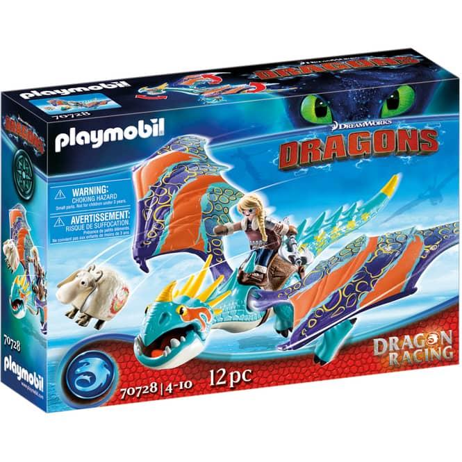 Playmobil® 70728 - Dragon Racing: Astrid und Sturmpfeil - Playmobil® Dragons