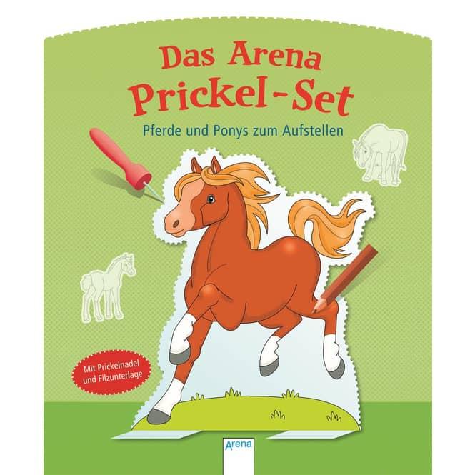 Das Arena Prickel Set - Pferde und Ponys zum Aufstellen