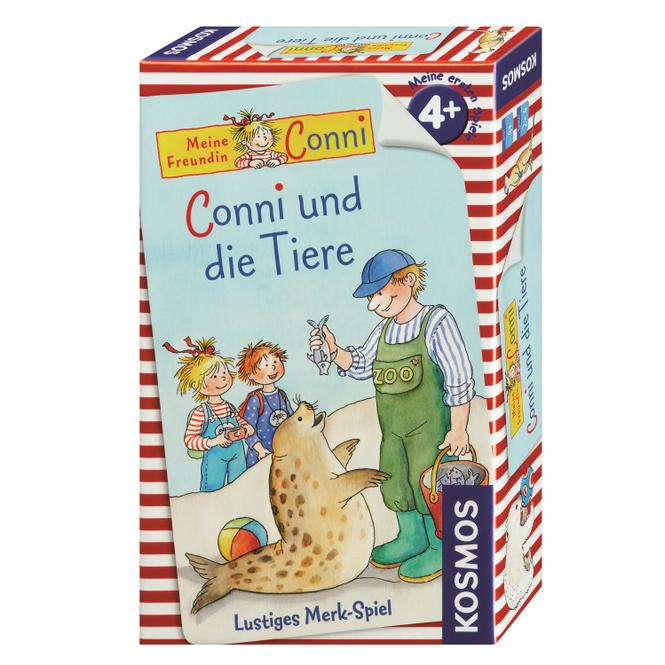 Conni und die Tiere - Kosmos Mitbringspiel