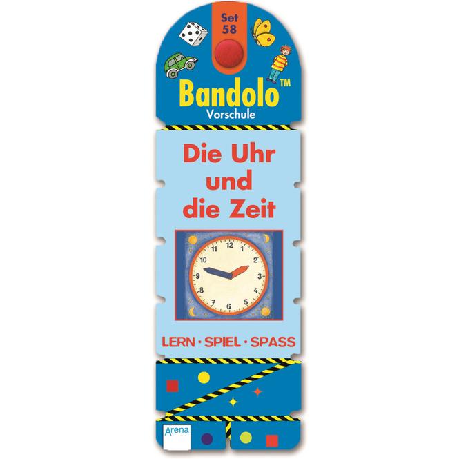 Bandolo Set 58 - Die Uhr und die Zeit